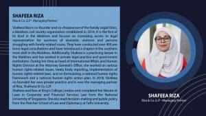 Shafeea Riza