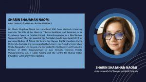 Sharin Shajahan Naomi
