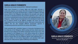 Sheila Grace Formento