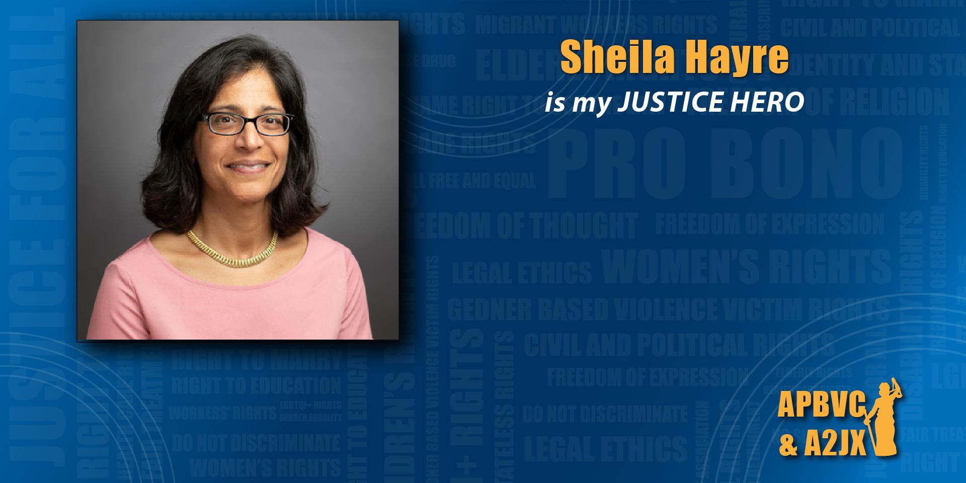Sheila Hayre