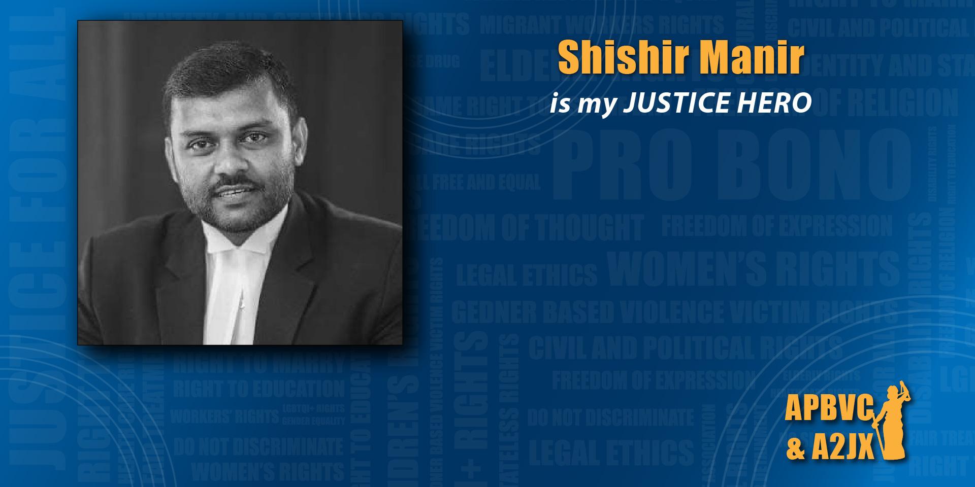 Shishir Manir