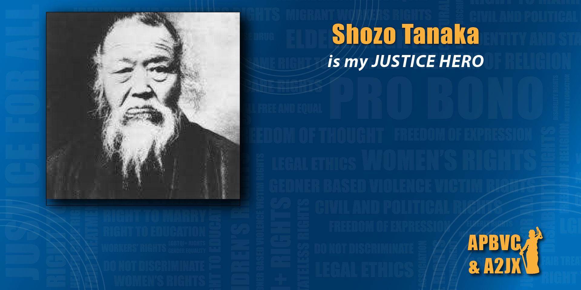 Shozo Tanaka