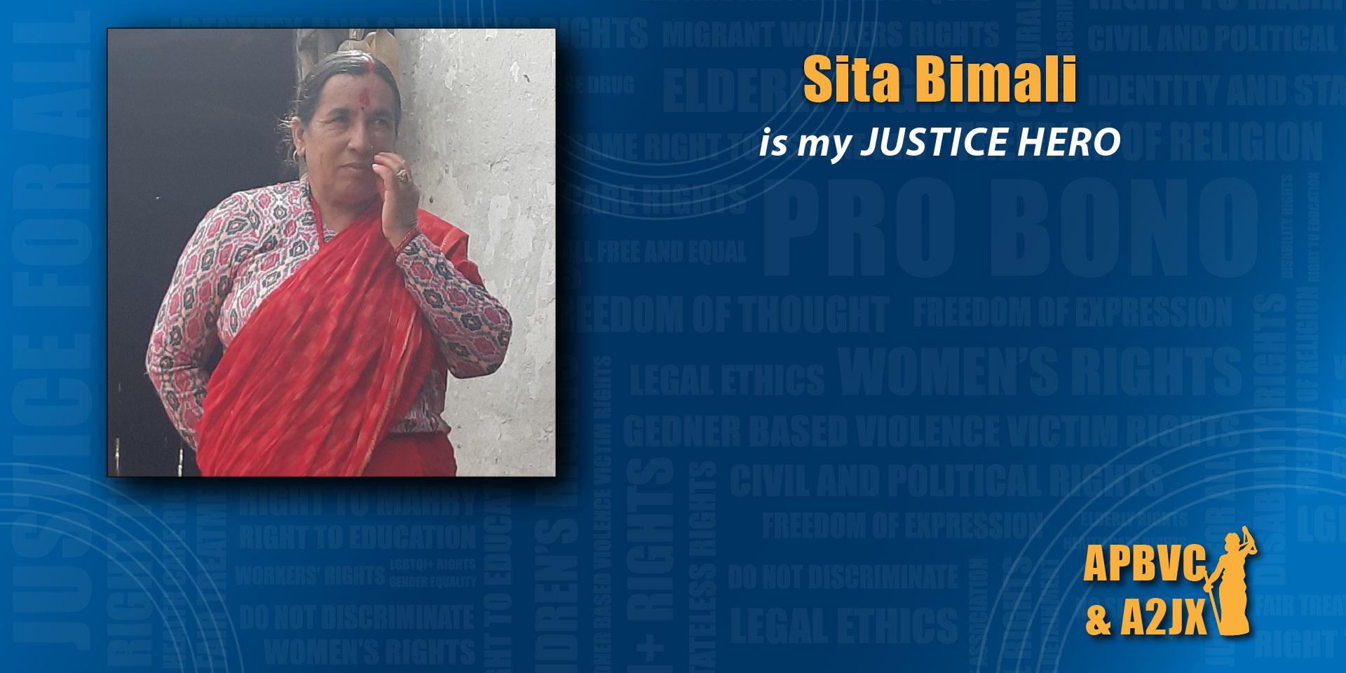 Sita Bimali