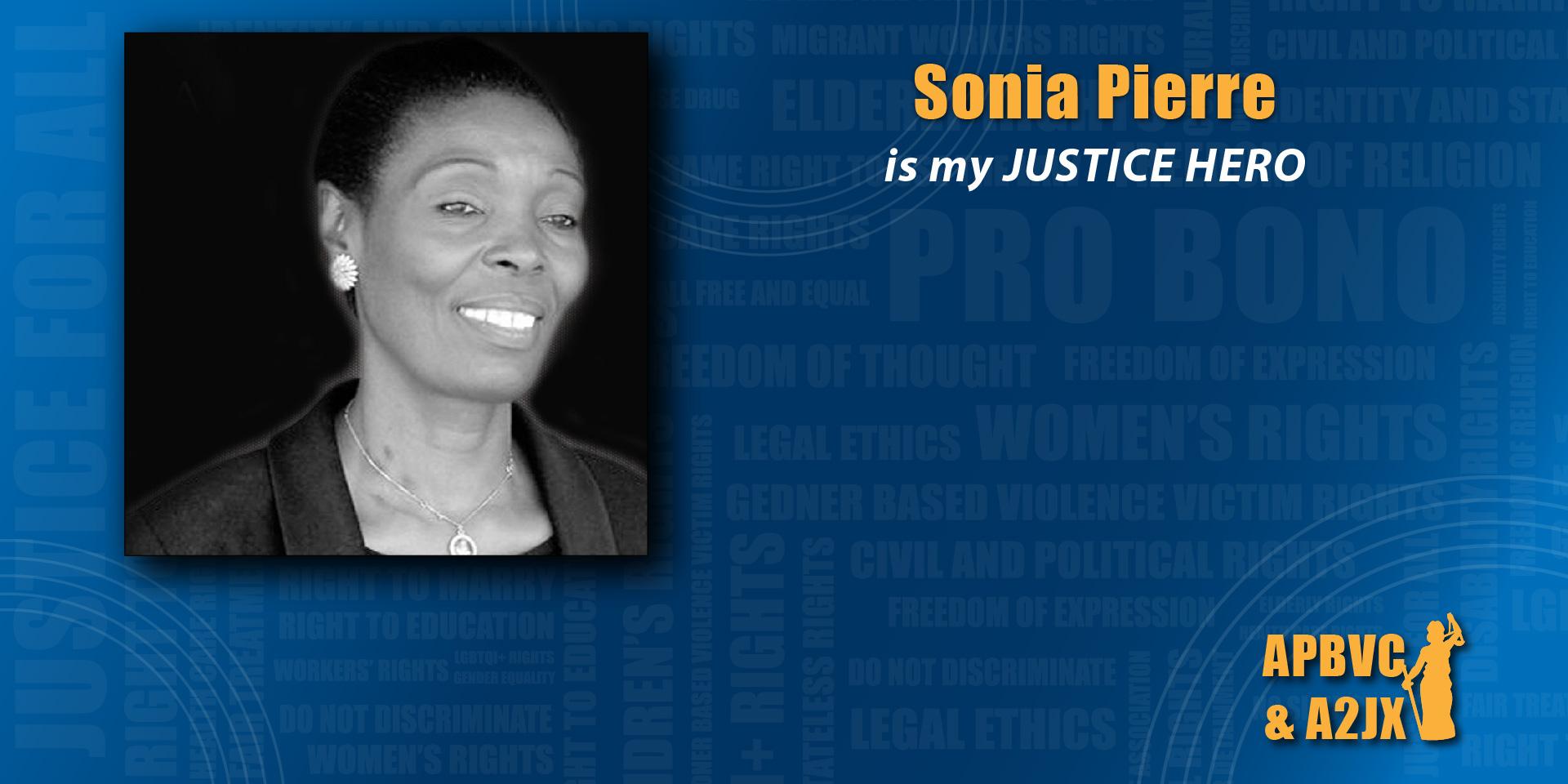Sonia Pierre