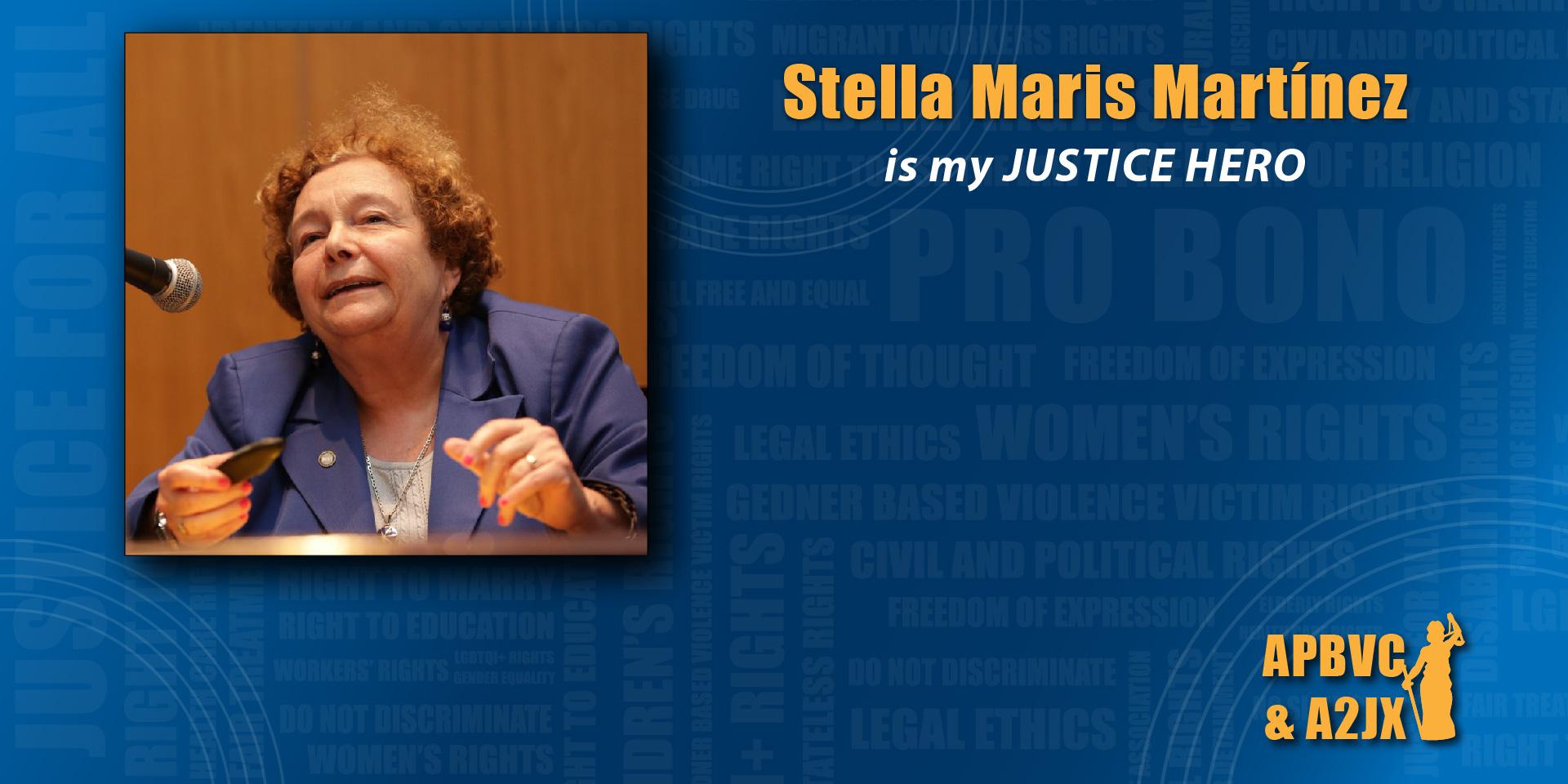 Stella Maris Martínez