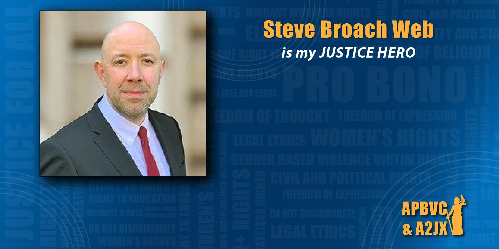 Steve Broach Web