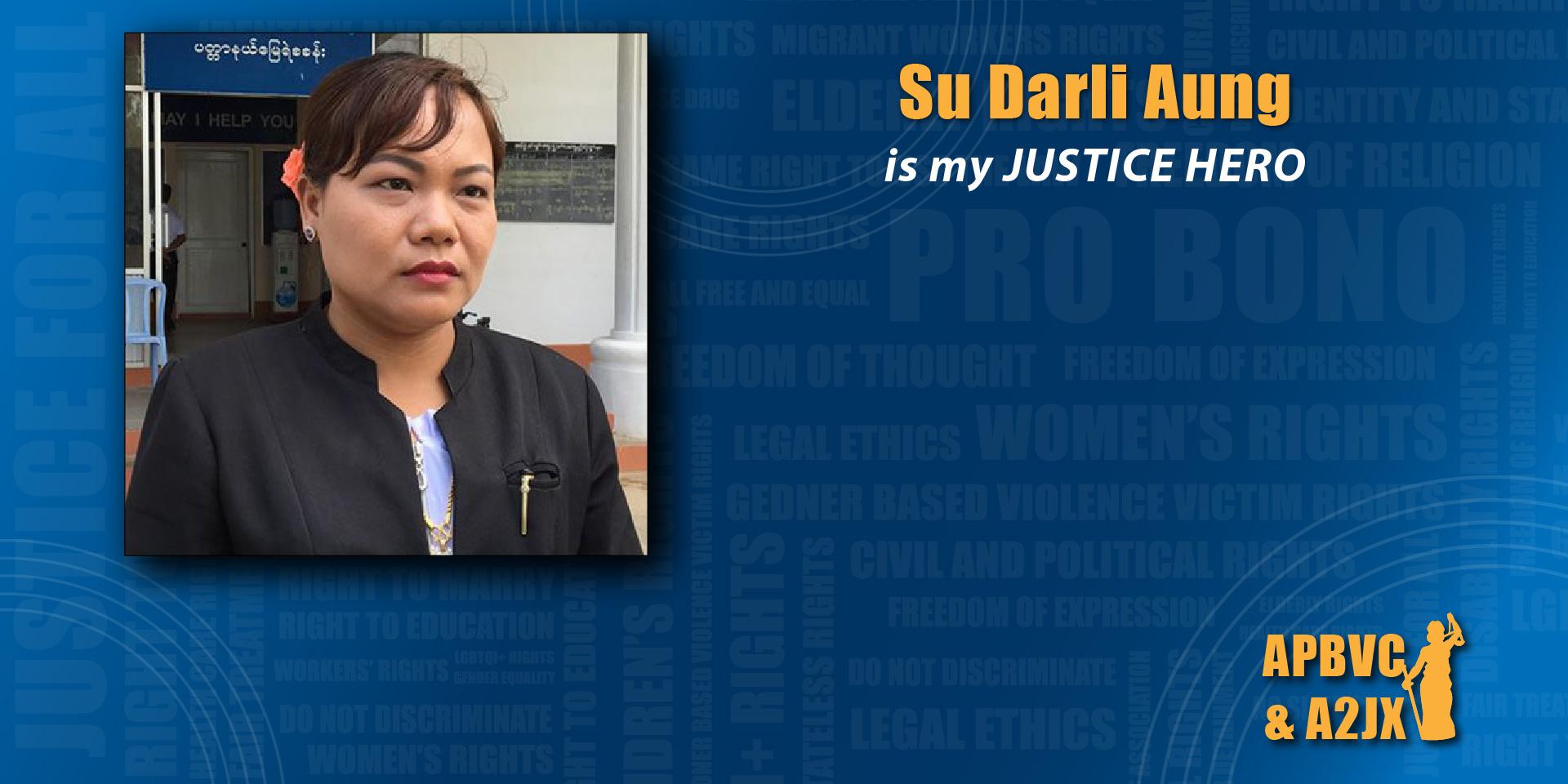 Su Darli Aung