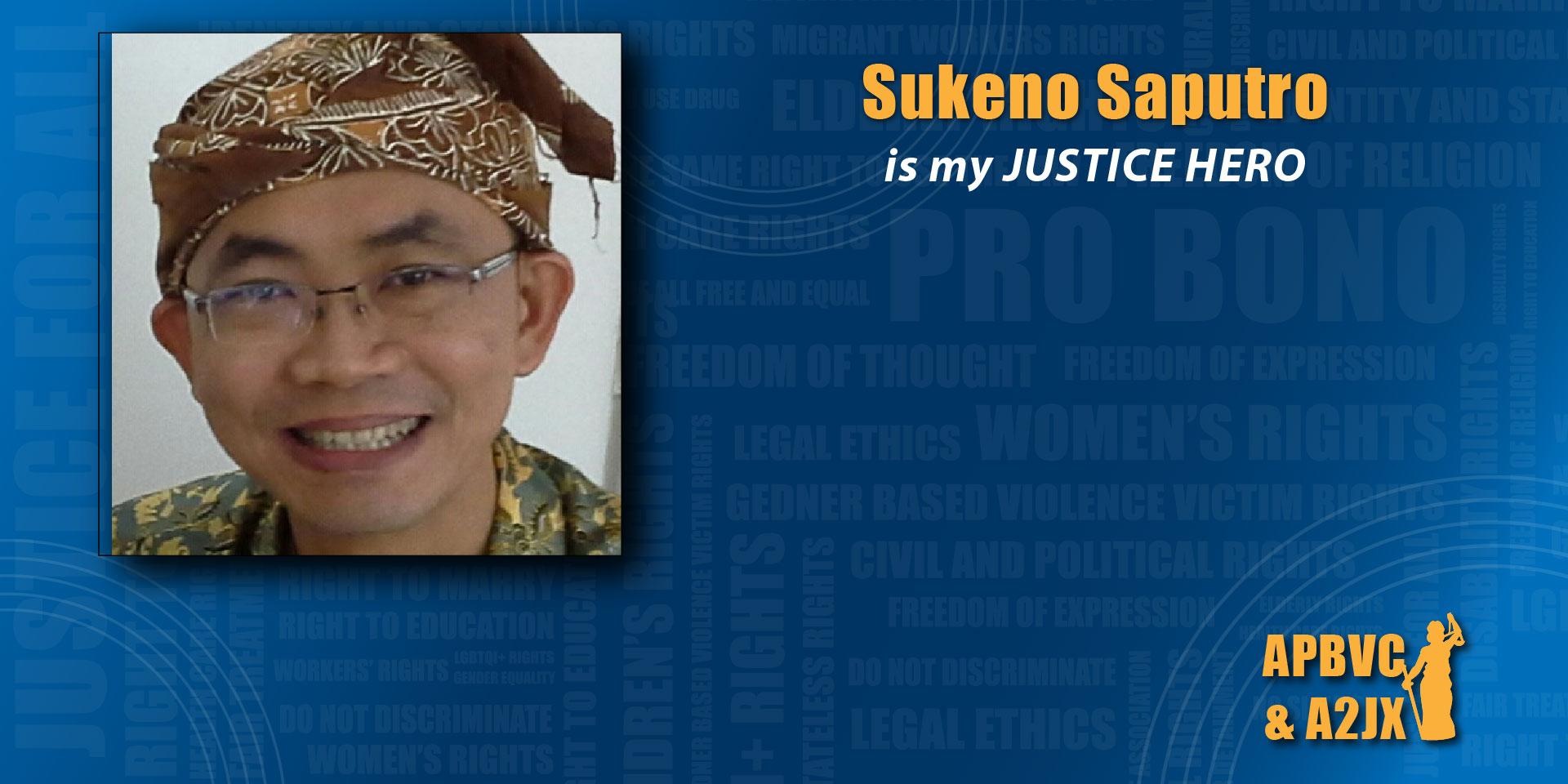 Sukeno Saputro