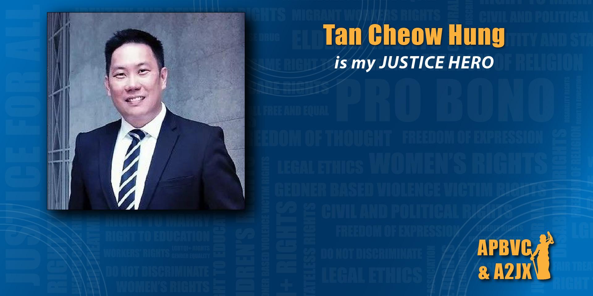 Tan Cheow Hung