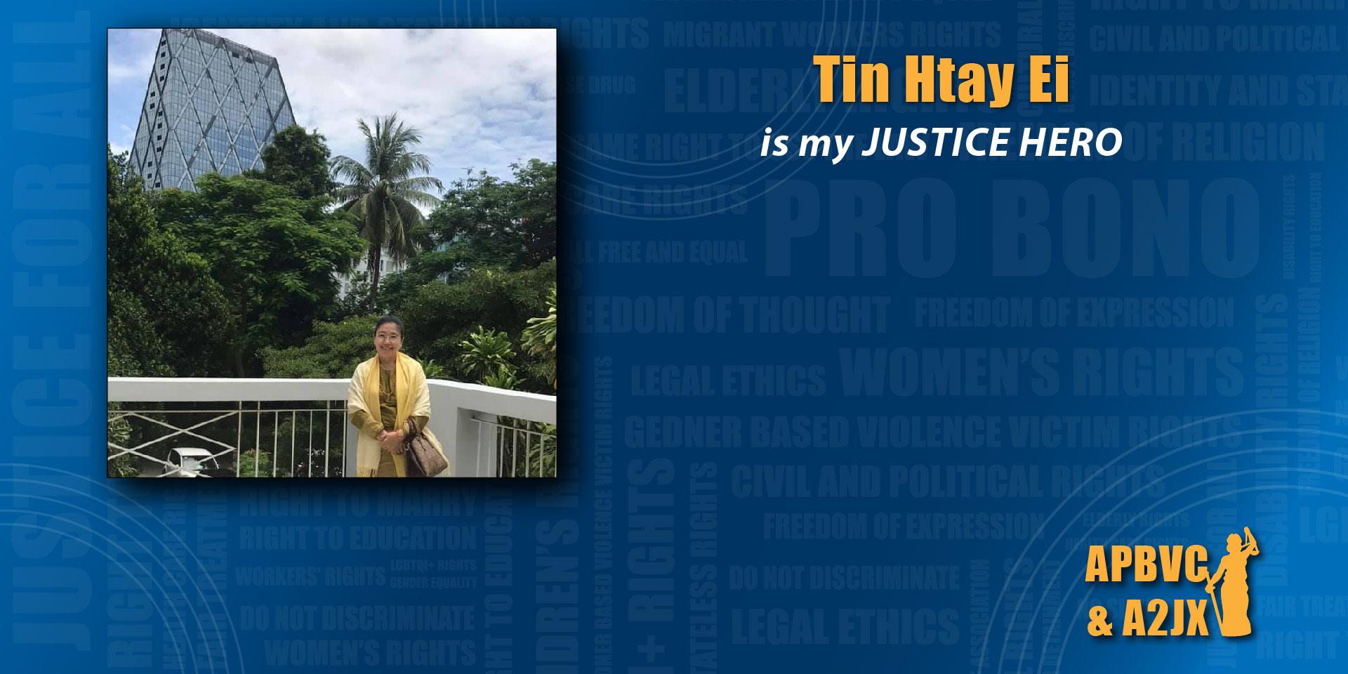Tin Htay Ei