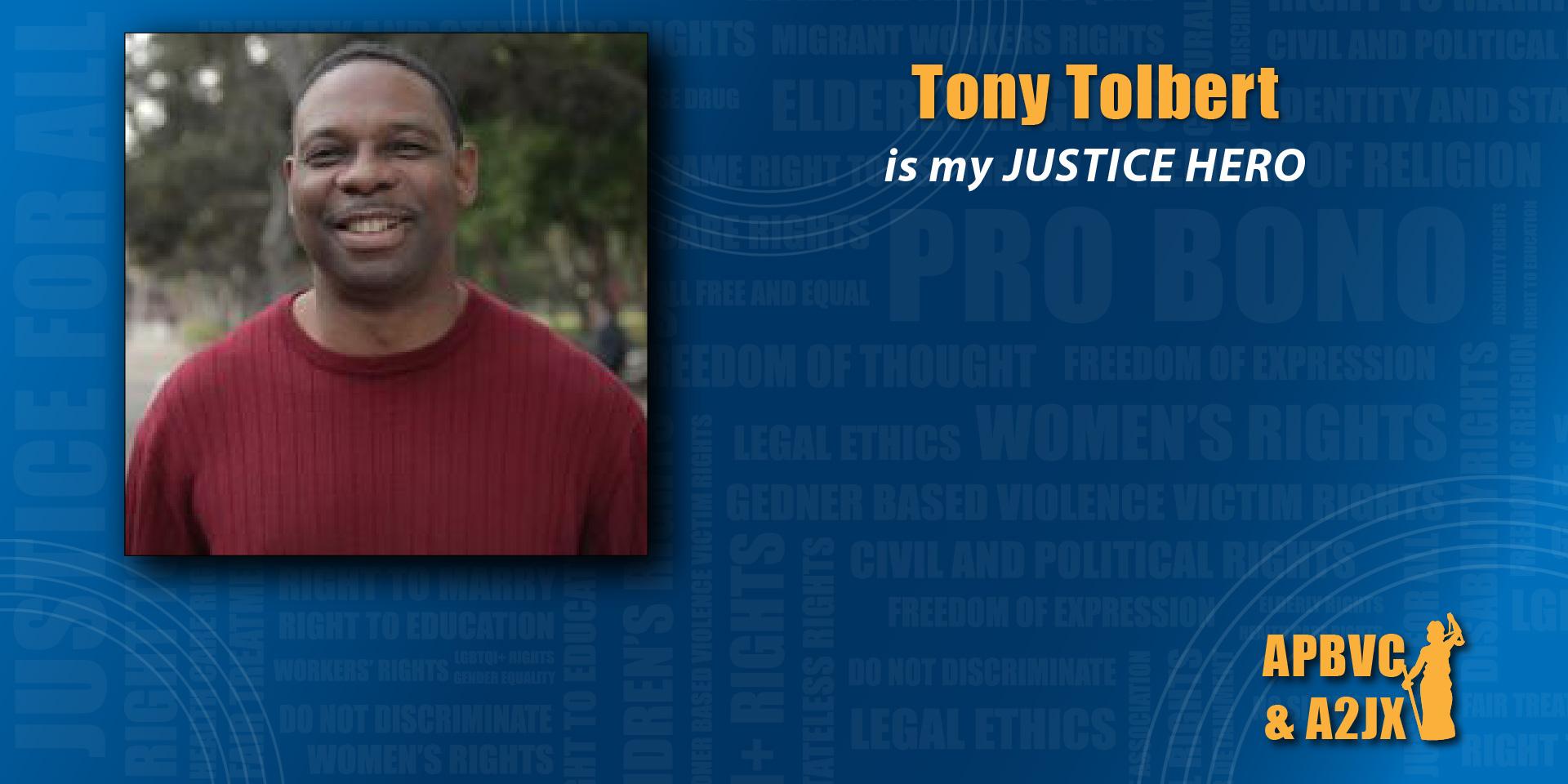 Tony Tolbert
