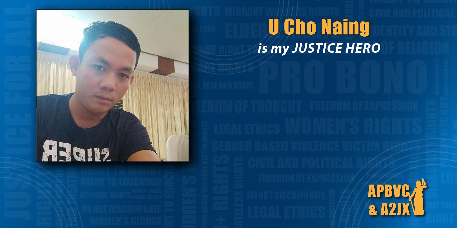 U Cho Naing