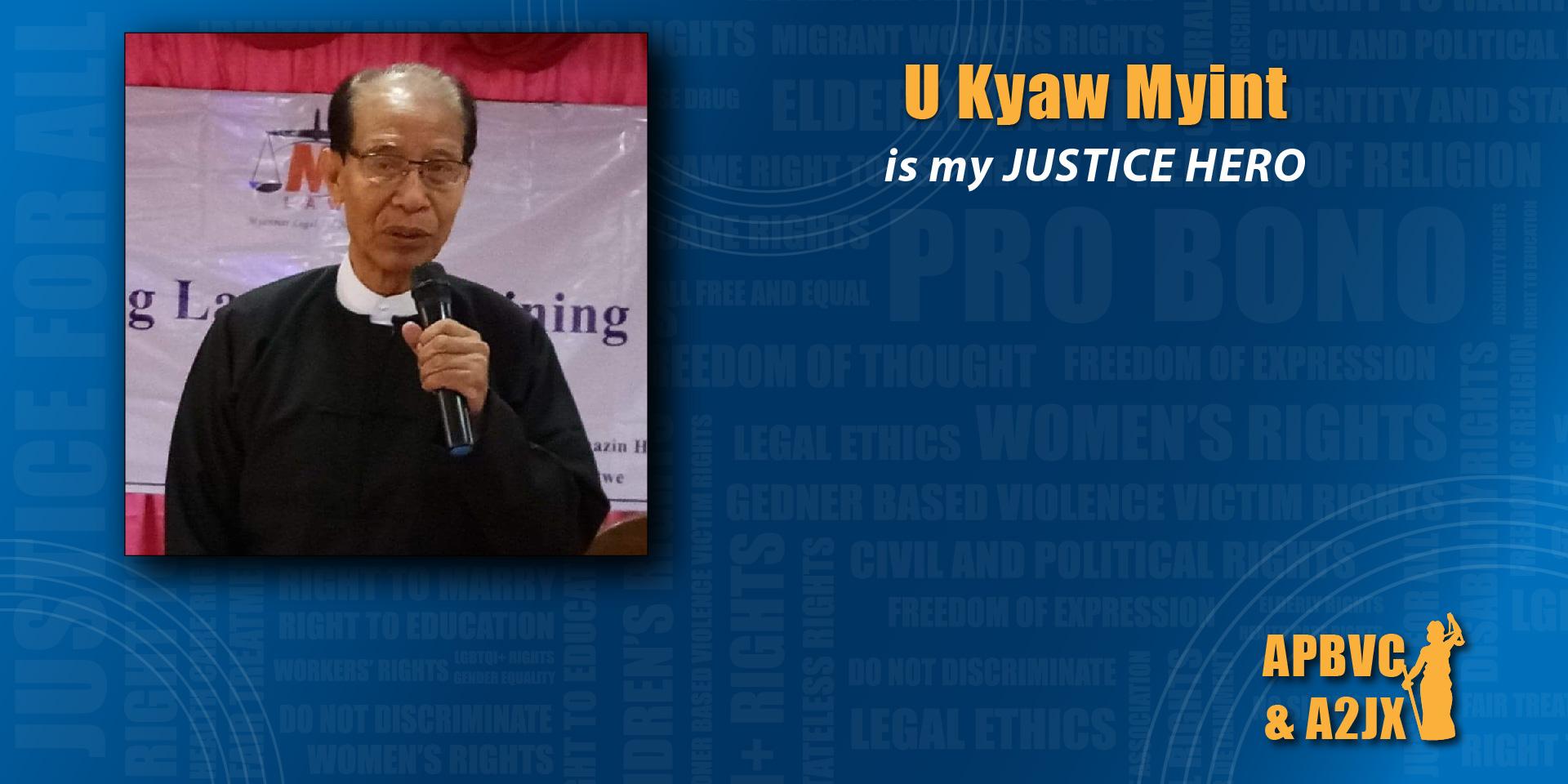 U Kyaw Myint