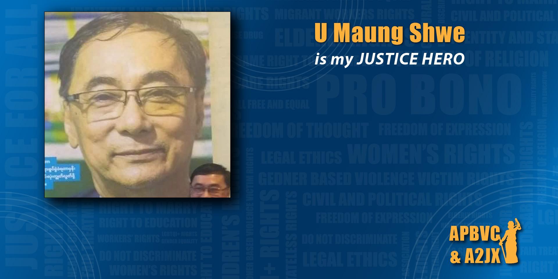 U Maung Shwe
