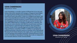 Usha Chandradas