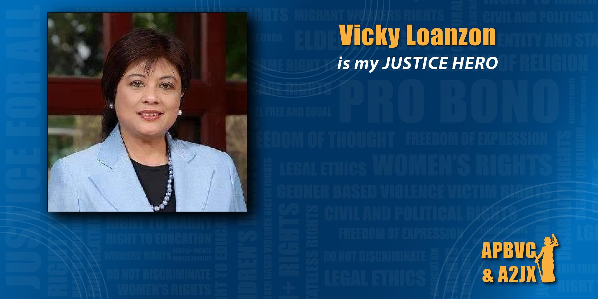 Vicky Loanzon