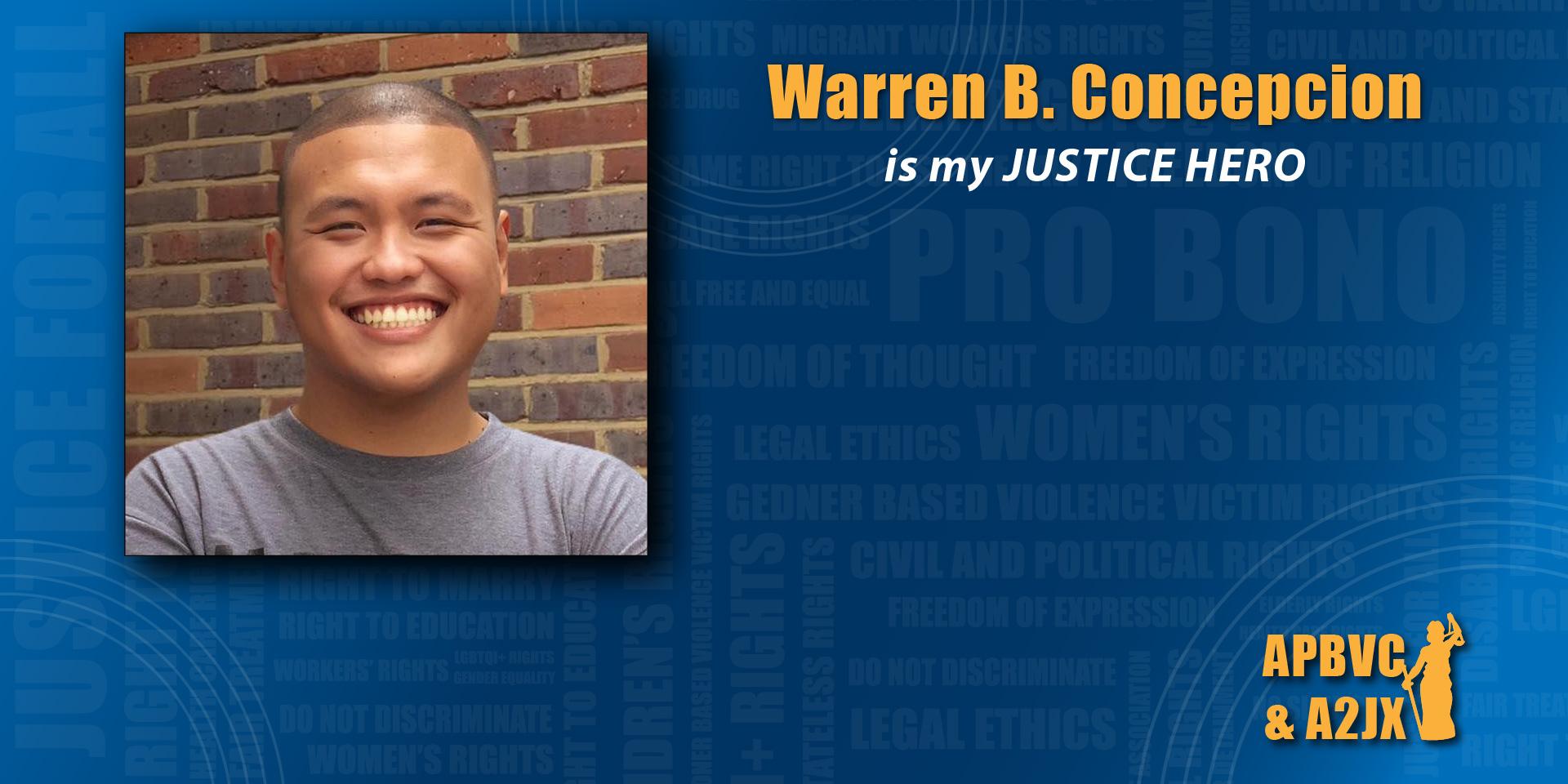 Warren B. Concepcion