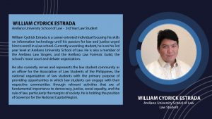 William Cydrick Estrada