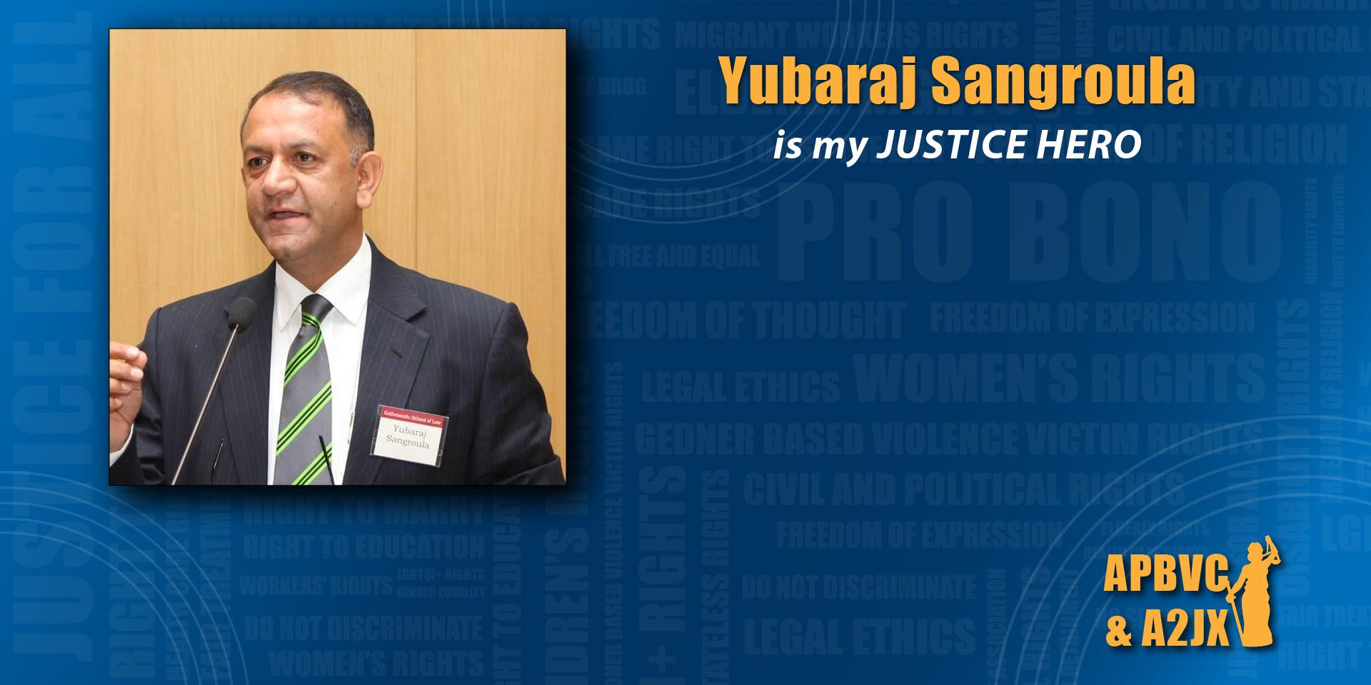Yubaraj Sangroula