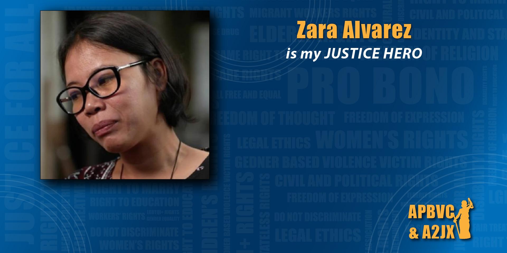 Zara Alvarez