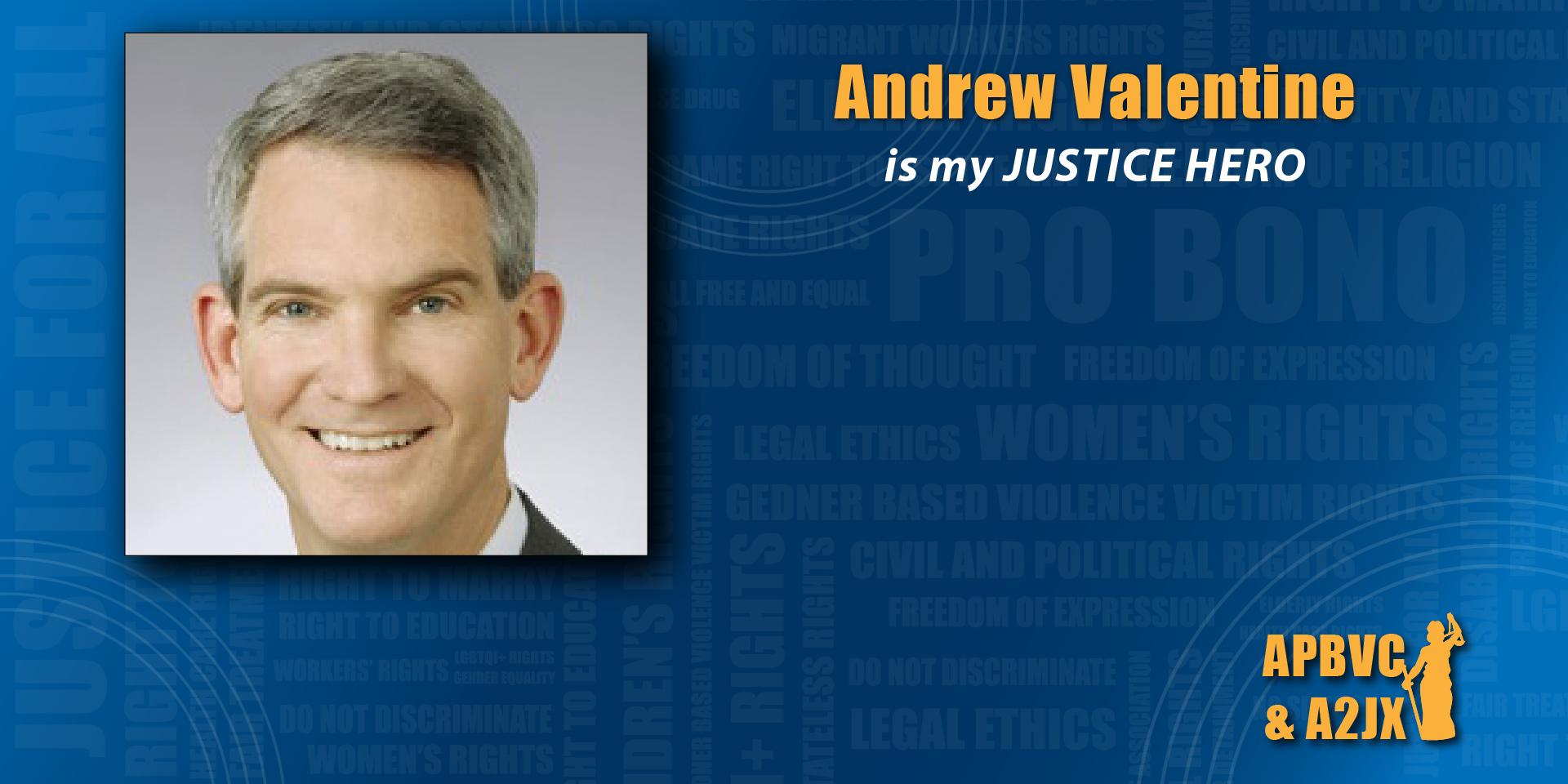 Andrew Valentine