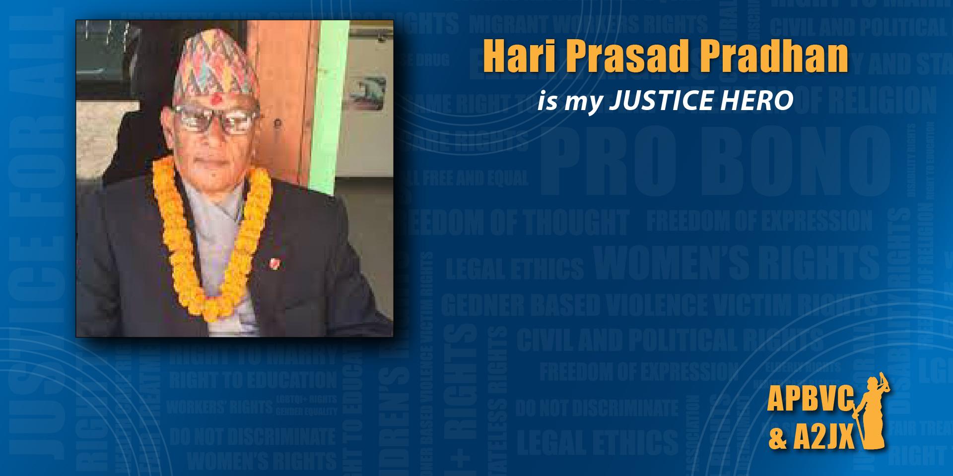 Hari Prasad Pradhan