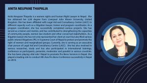 Anita Neupane Thapalia