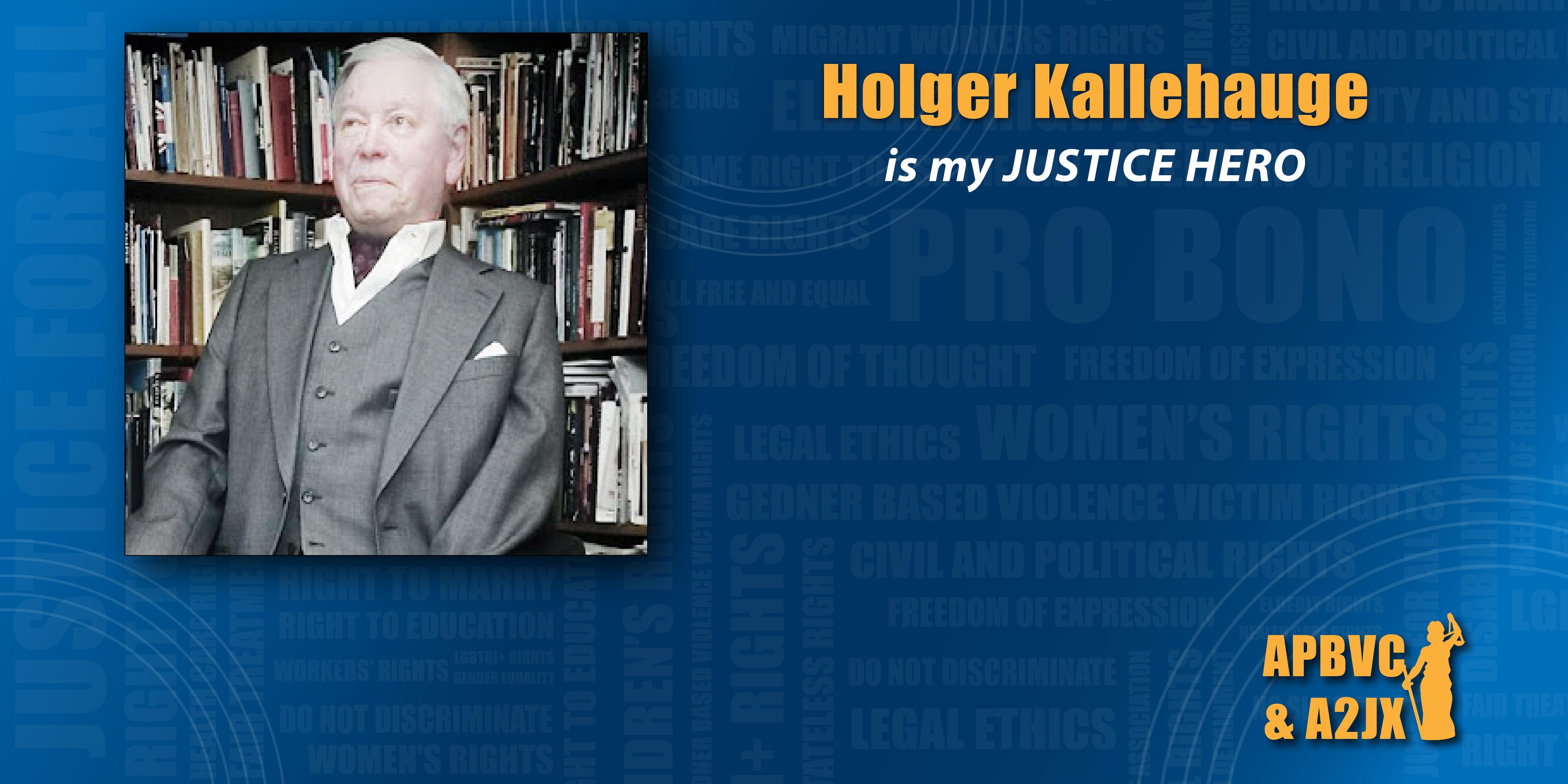 Holger Kallehauge