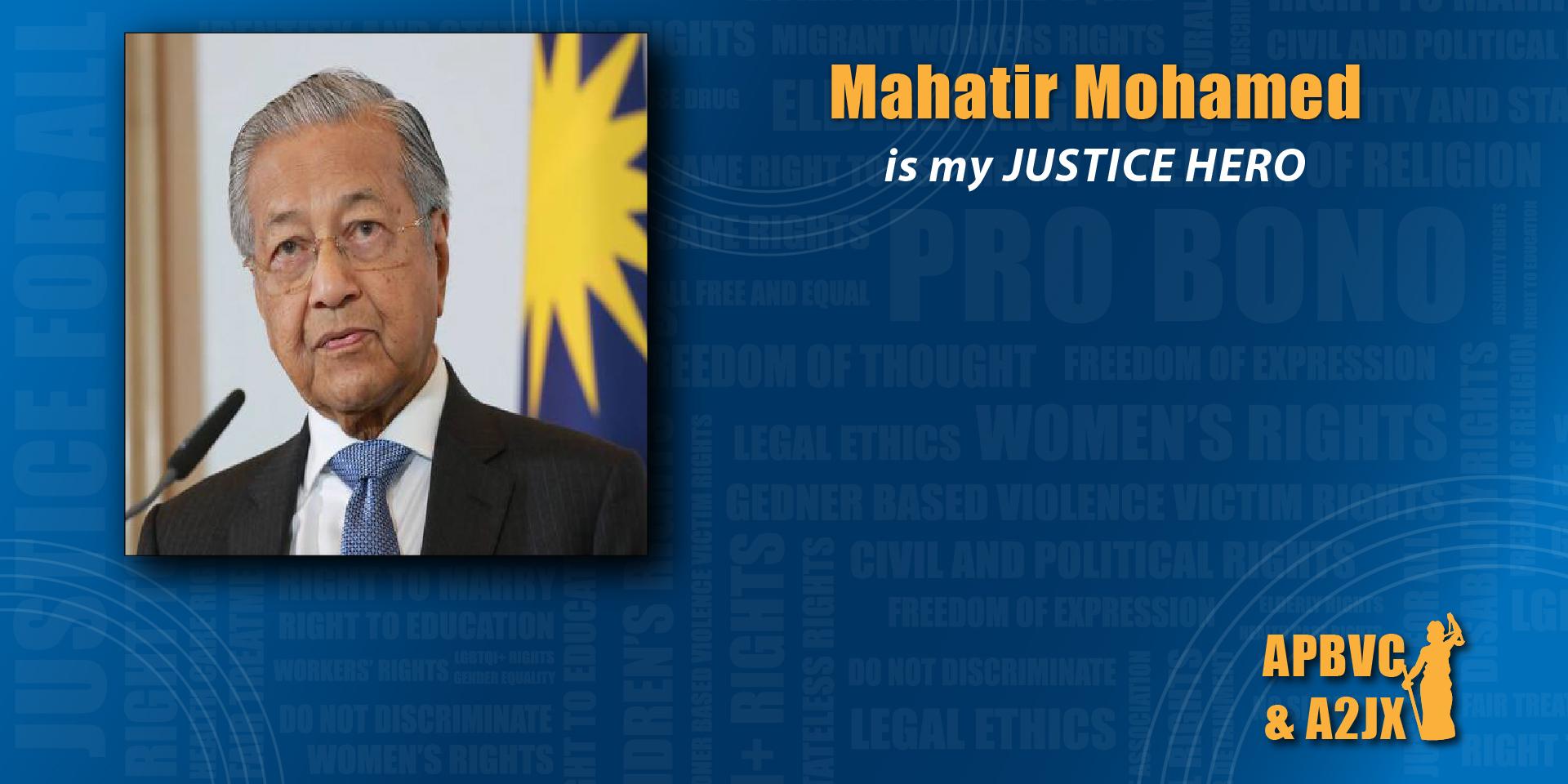Mahatir Mohamed