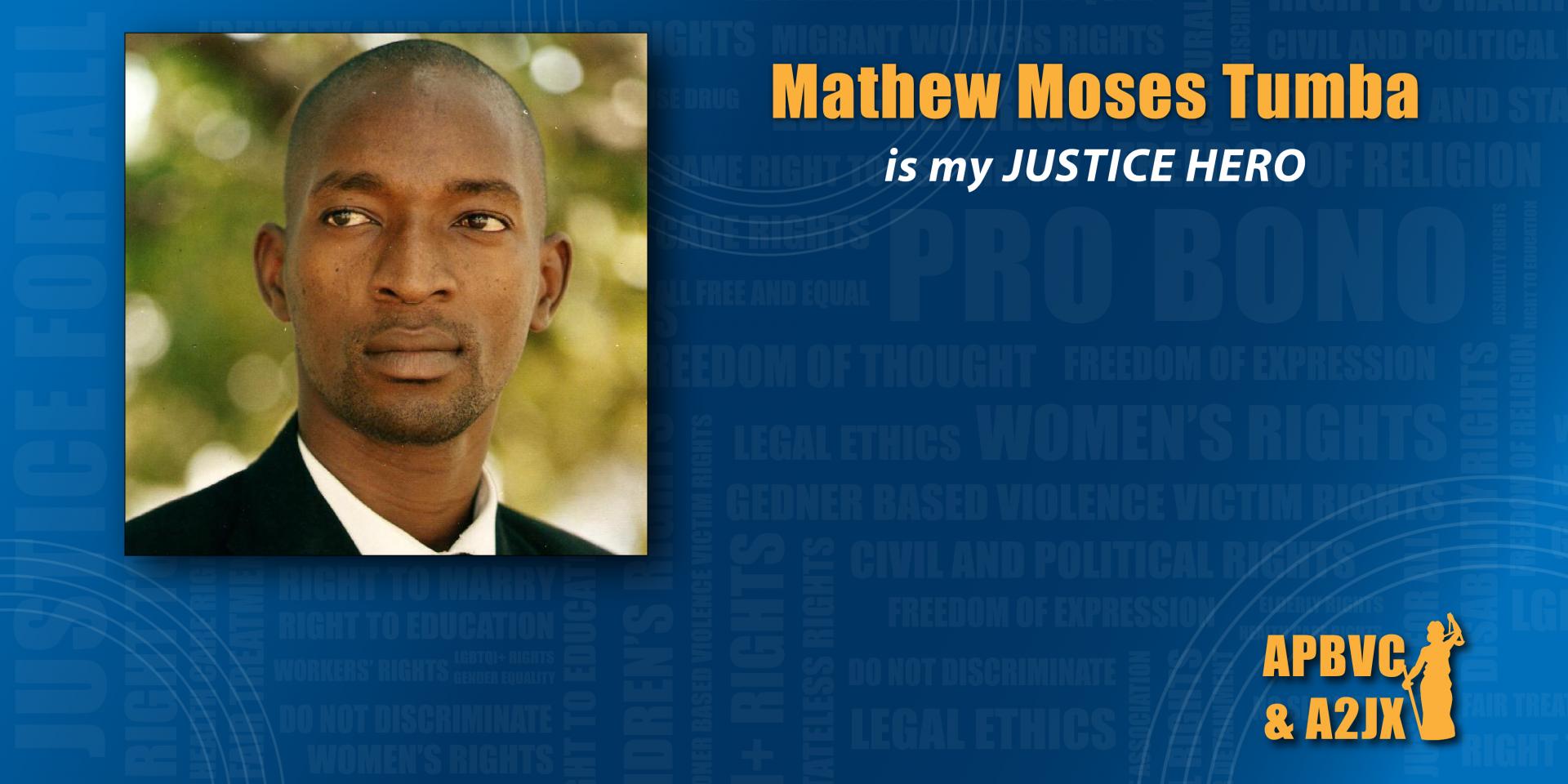 Mathew Moses Tumba