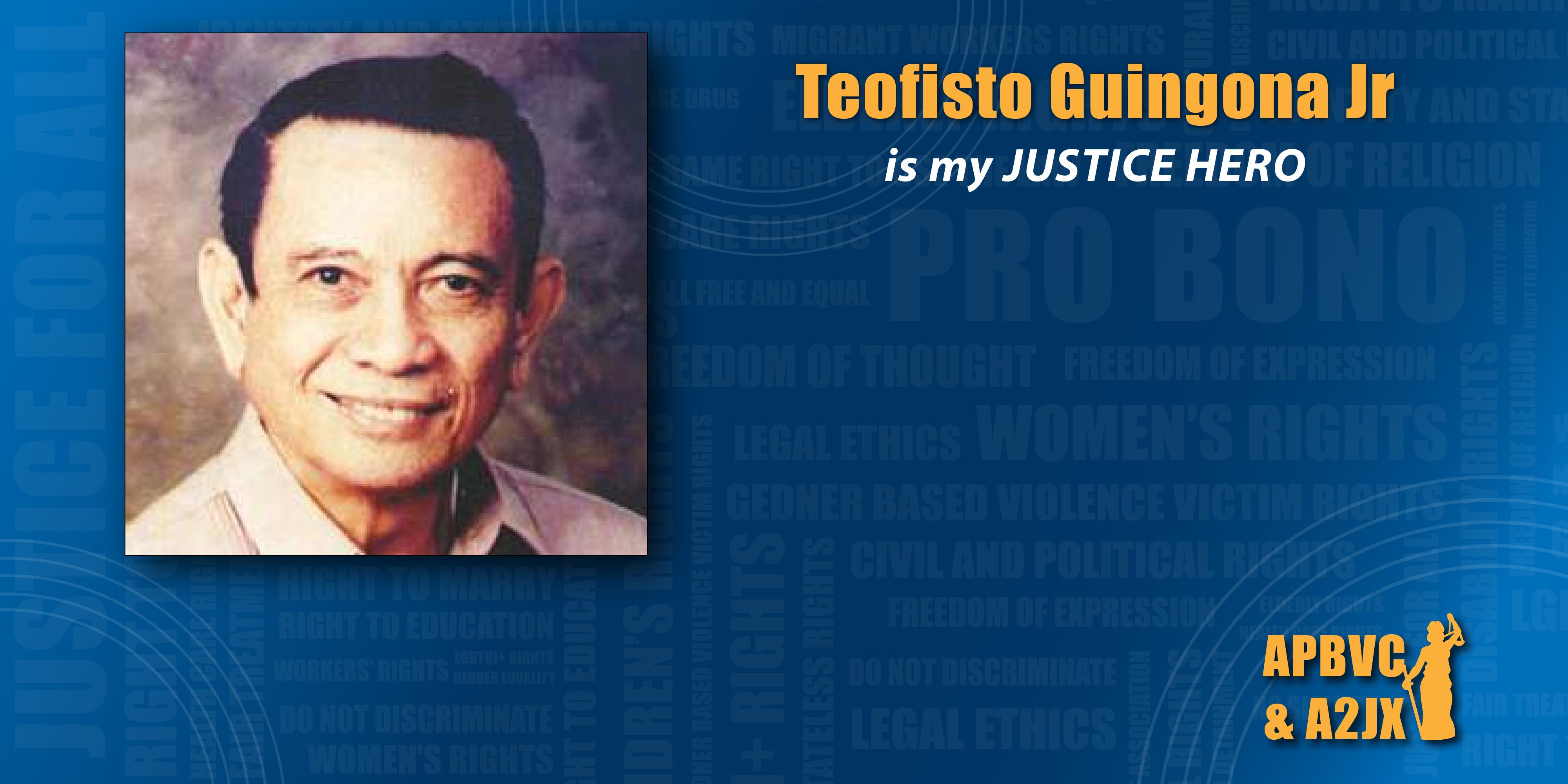 Teofisto Guingona Jr